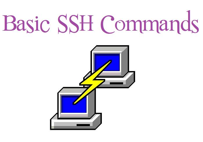 SHH Commands